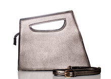 Load image into Gallery viewer, Sharp edge style Clutch - Silver