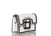 Load image into Gallery viewer, Luxury Buckle Bag- White