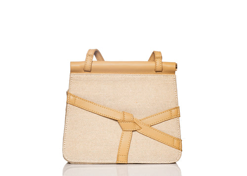 Neutral Bow Sling- Beige