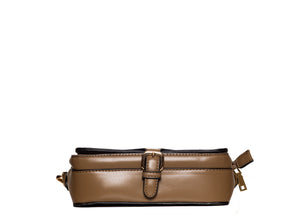 Buckle Down Sling- Brown