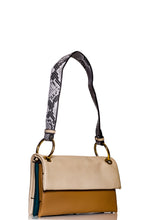 Load image into Gallery viewer, Chic Utility Shoulder/Sling bag - Beige