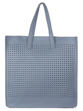 Load image into Gallery viewer, Joie de Weave Tote-Blue