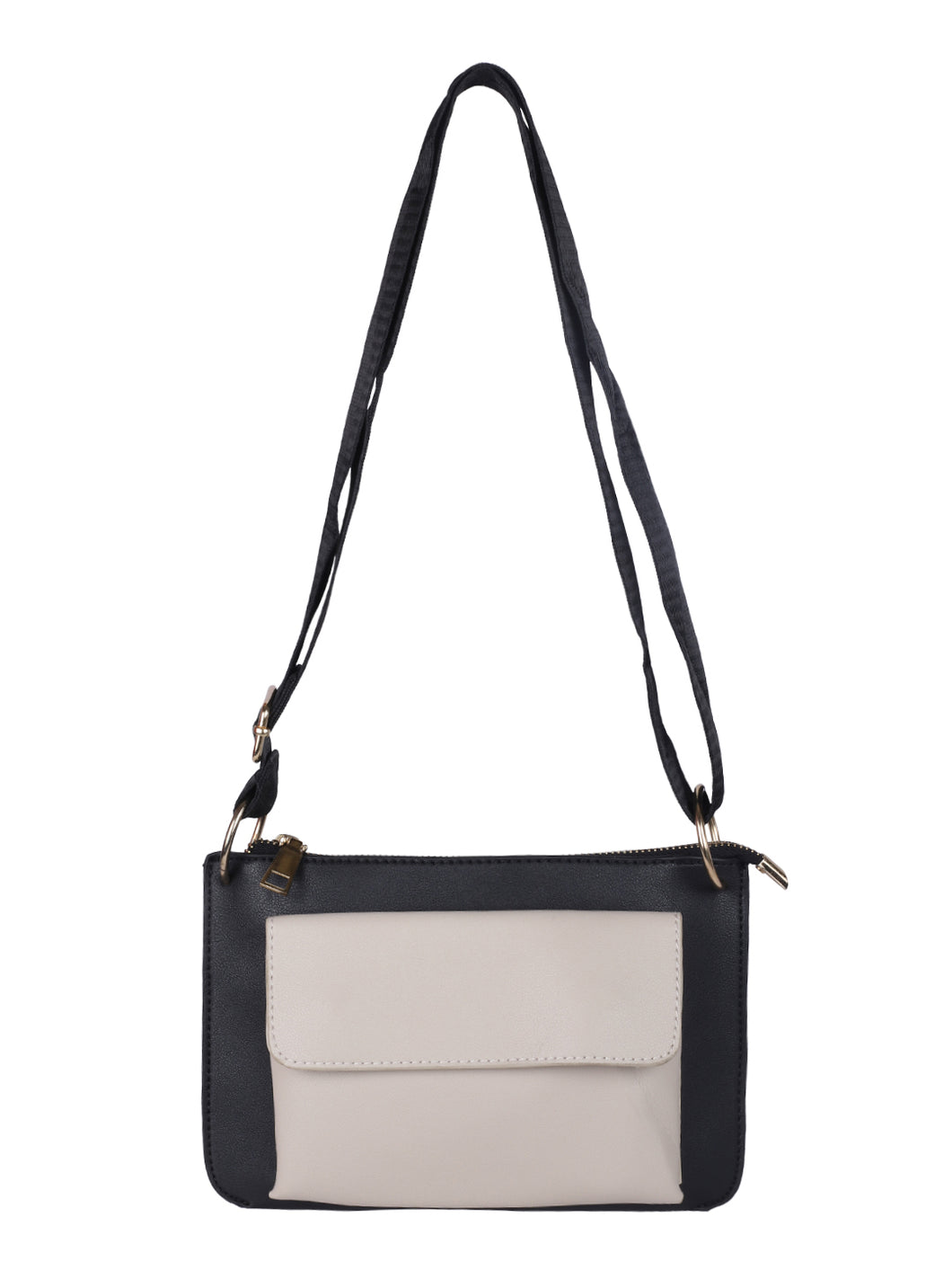 Two-toned Envelope Sling