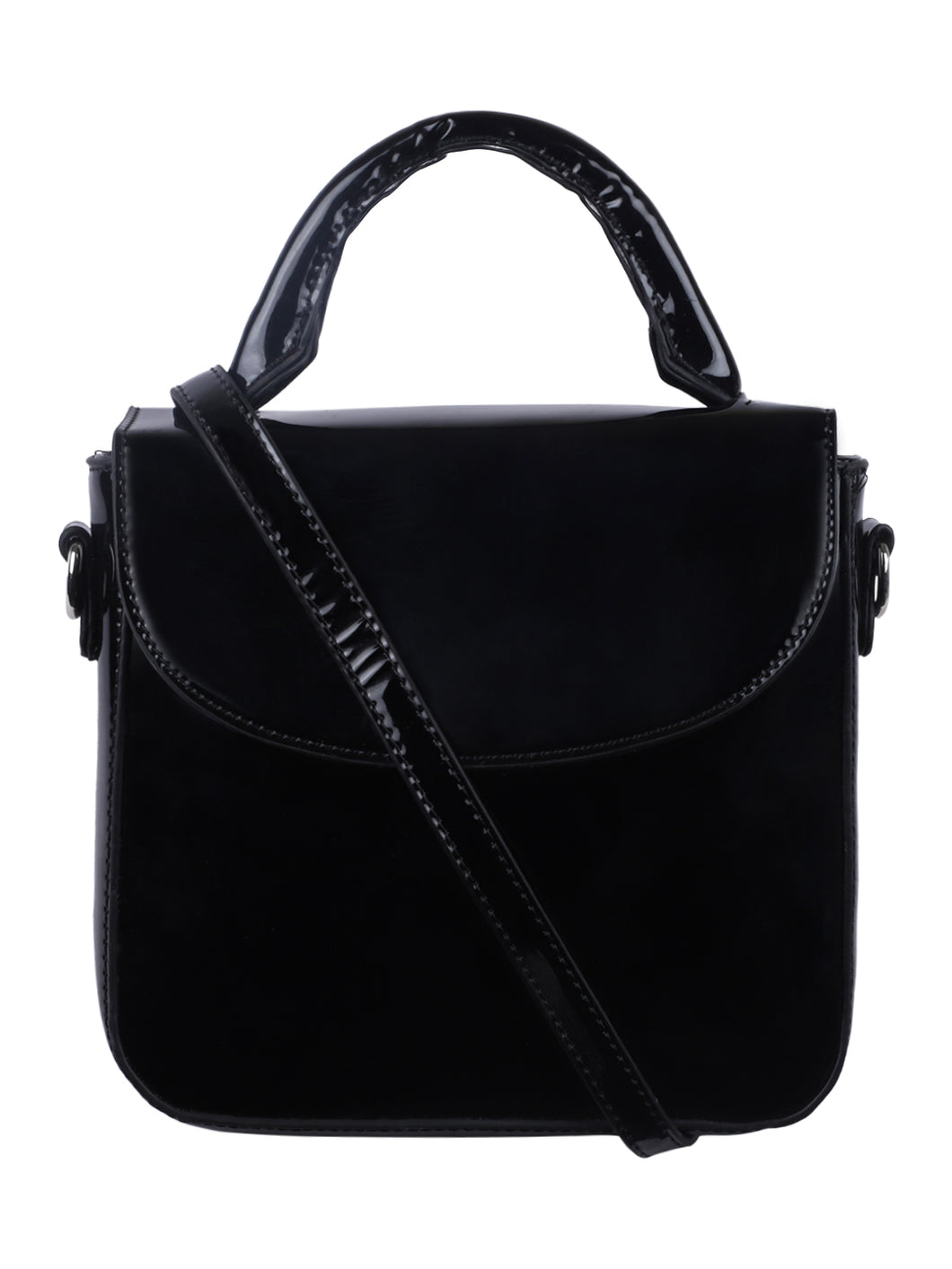 Box Metallic Sling-Black