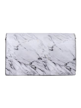 Load image into Gallery viewer, Marble Sheen Sling- White