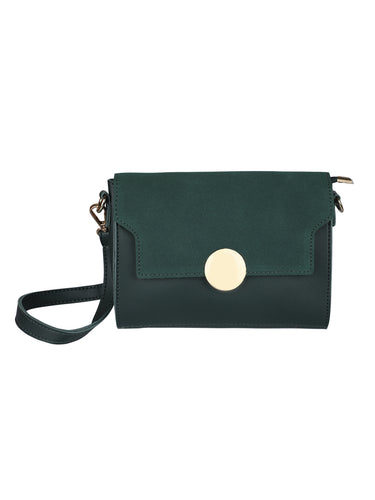 Button Me Sling - Green