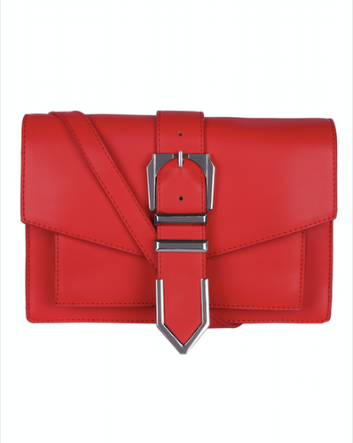 Buckle Baby Sling-Red