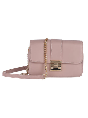 Neutrals Sophisticated Sling- Pink