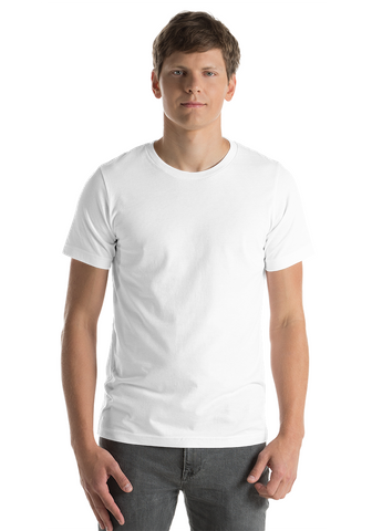 Face Art Short Sleeve T-Shirt