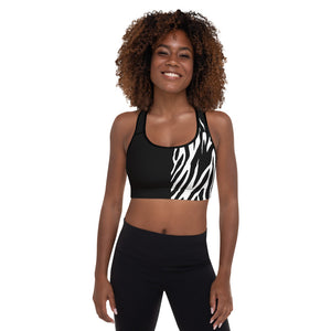 Zoe Padded Sports Bra