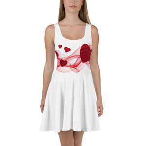 Tell it to my Heart Skater Dress