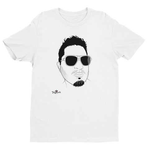 Face Art Short Sleeve Tee