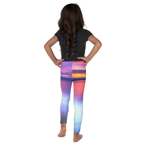 Rainbow Beach Kid's Leggings