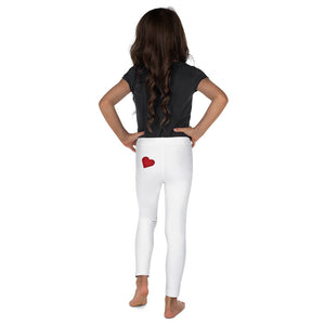Tell it to My Heart Kid's Leggings
