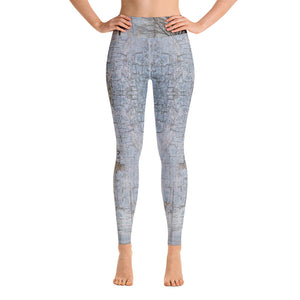 Country Gal Yoga Leggings