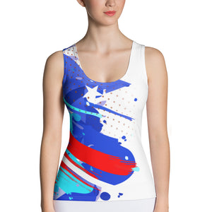 Star Spangled Tank Top