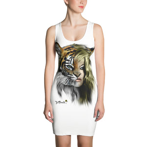 Custom Face Art Dress