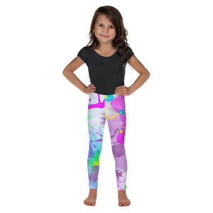 Pastel Dreams Kid's Leggings