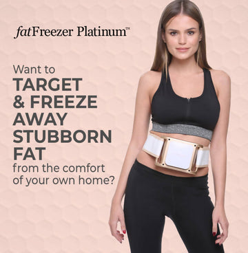Fat Freezer Platinum: Freeze away stubborn fat