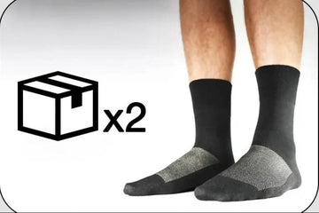 SilverSocks - The World's Cleanest Crew Socks