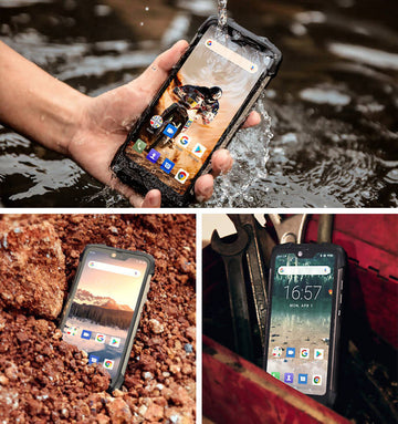 Blackview BV9700 Pro: The Toughest Rugged Phone