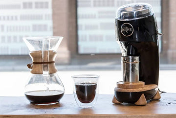 Niche Zero: The best conical burr coffee grinder.