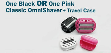 OmniShaver: Faster Way To Shave Scalp, Arms & Legs