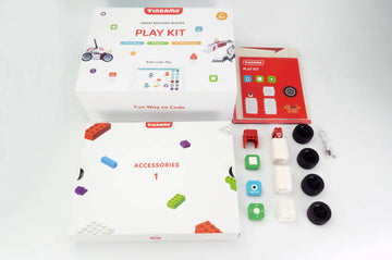 Tinkamo Smart Building Blocks for Tech Age Kids