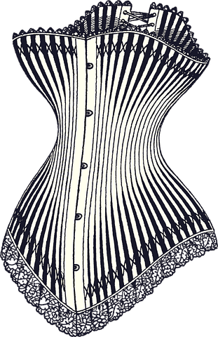 Corsets ( The three main types)