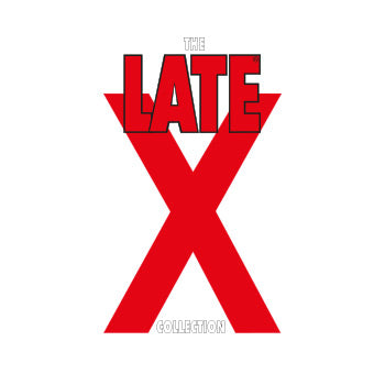 The Latex Collection logo, sold by Sheer Fetish