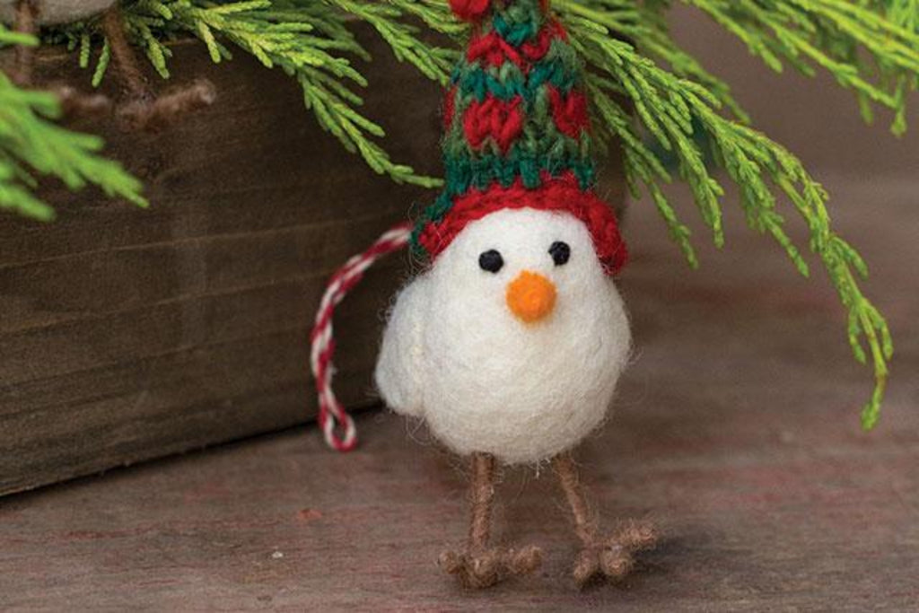 Pippy Ornament, Hat