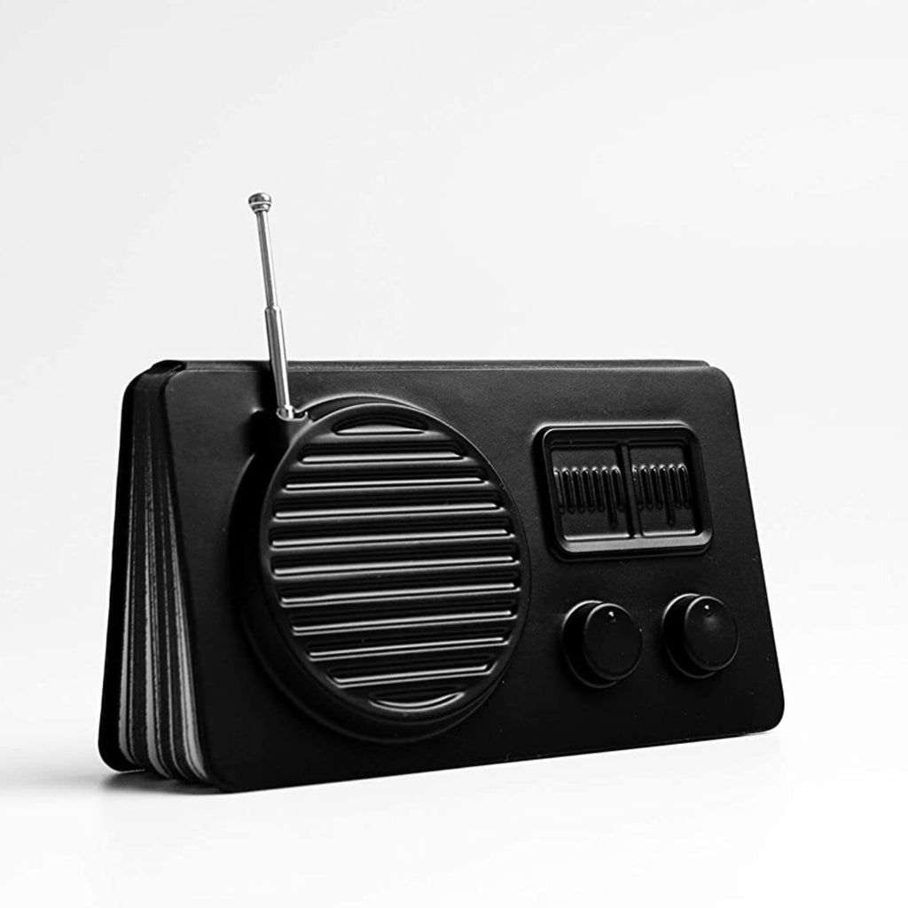 Pocket Radio Notebook