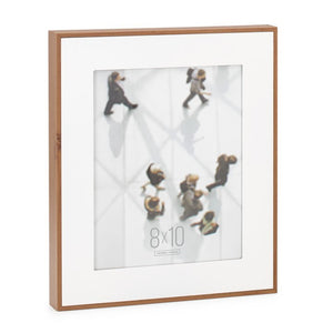 Boulevard Walnut Picture Frame