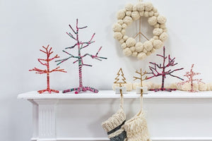 Yarn Twig Tree