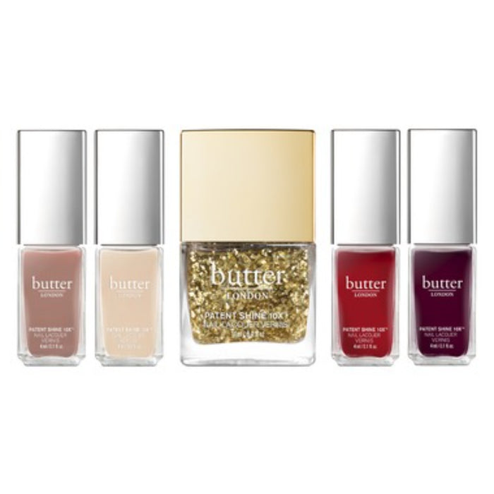 Gold Standard Nail Polish Set