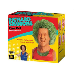 Chia Pet, Richard Simmons