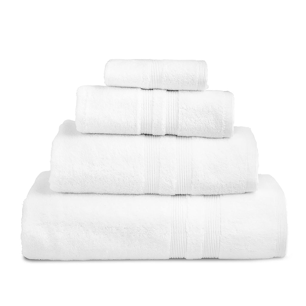 Allure Towel Collection, White