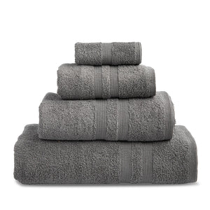 Allure Towel Collection, Dark Grey