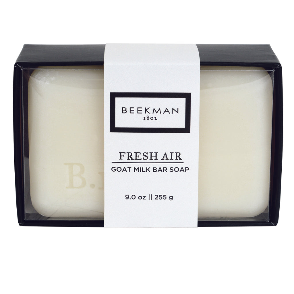 Beekman Bar Soap, Fresh Air