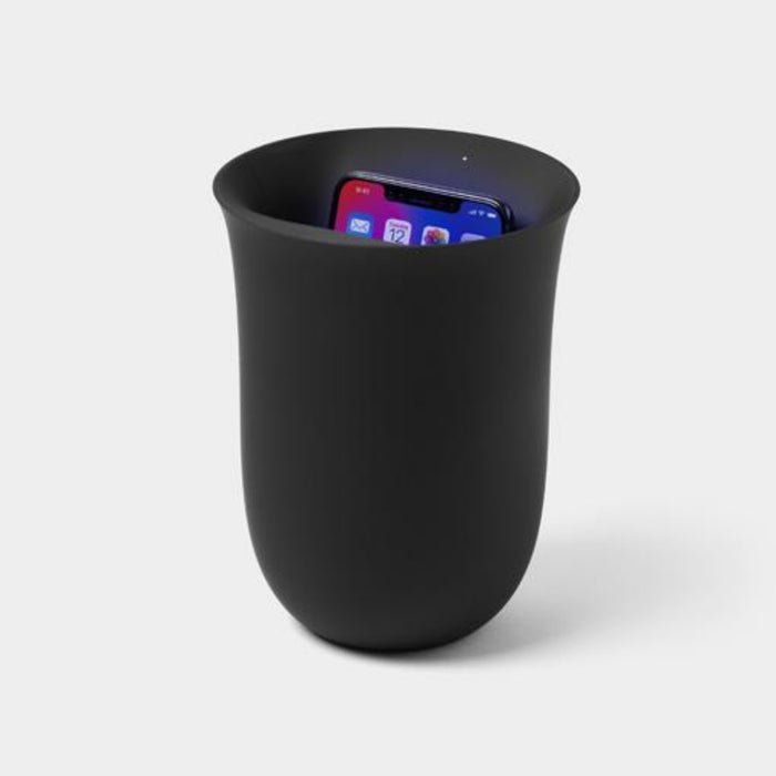 OBLIO Wireless Charging Station, Black