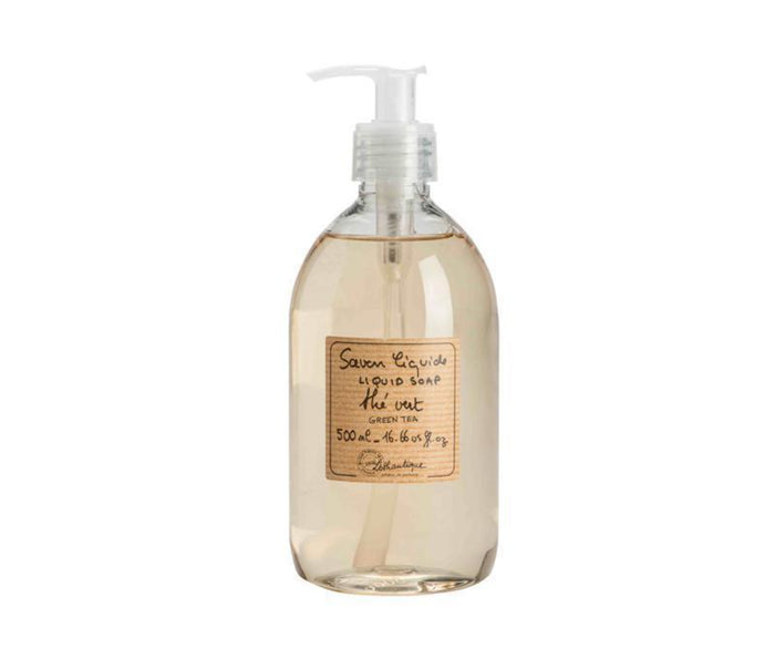 Lothantique Liquid Soap, Green Tea