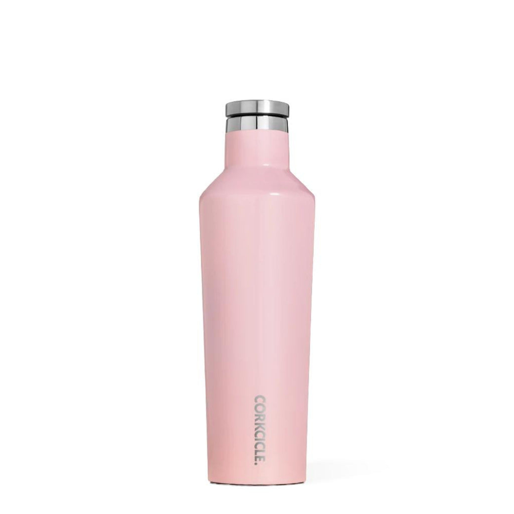 Classic Canteen Rose Quartz, 16oz