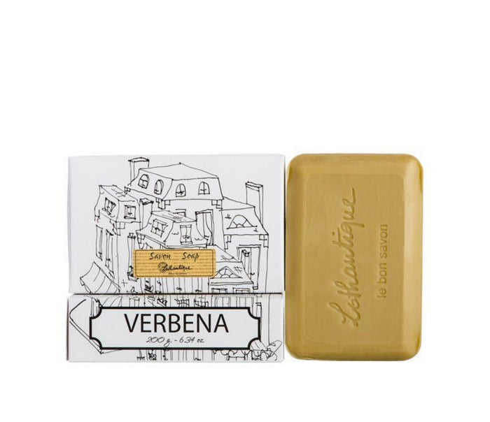 Lothantique Bar Soap, Verbena