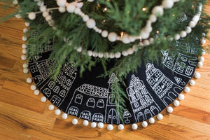 Parish Tree Skirt