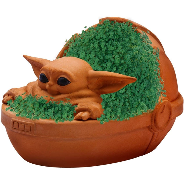 Chia Pet, The Mandalorian Baby Yoda