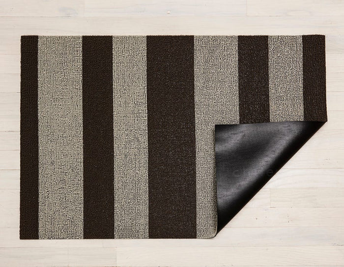 Plynyl® Shag, Bold Stripe Pebble