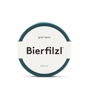Bierfilzl Felt Coaster, Solid Set