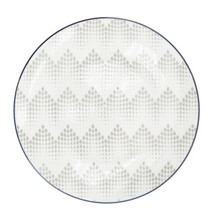 Kiri Side Plate, Graphic