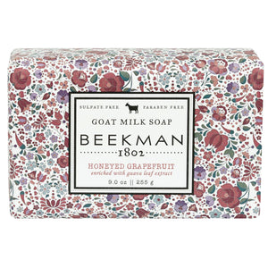 Beekman Bar Soap, Honeyed Grapefruit