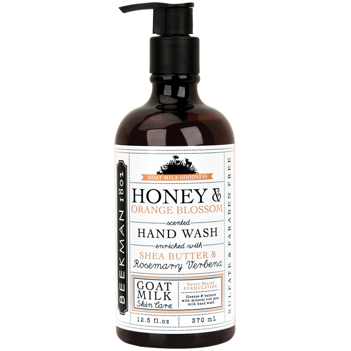 Beekman Hand & Body Wash, Honey & Orange Blossom